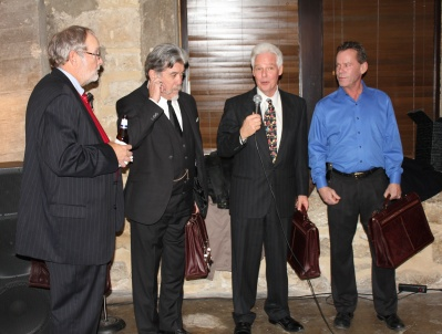 Four of Eight Founding Members